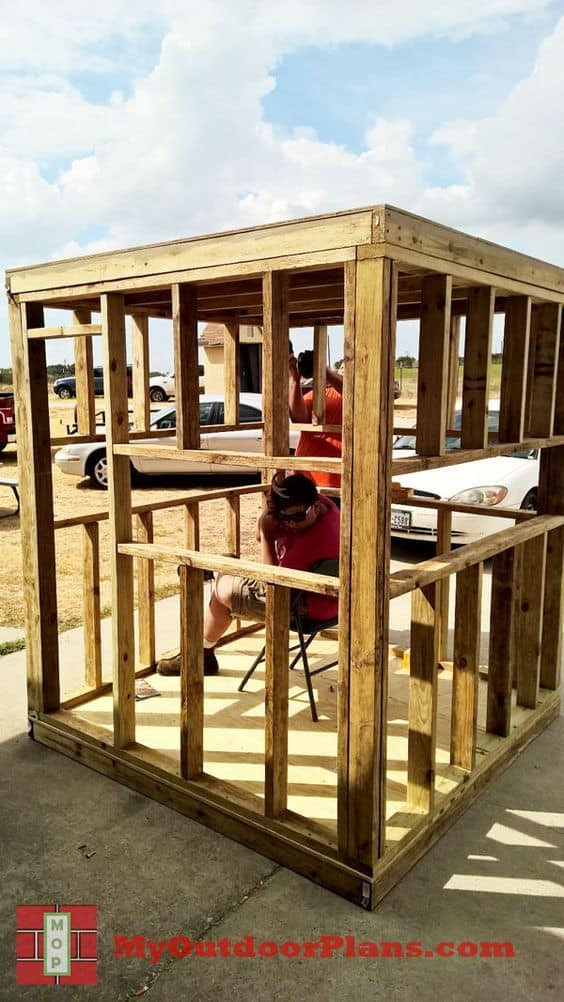 Best ideas about DIY Deer Stand Plans . Save or Pin 23 Awesome Free Deer Stand Plans You Can Start Right Now Now.