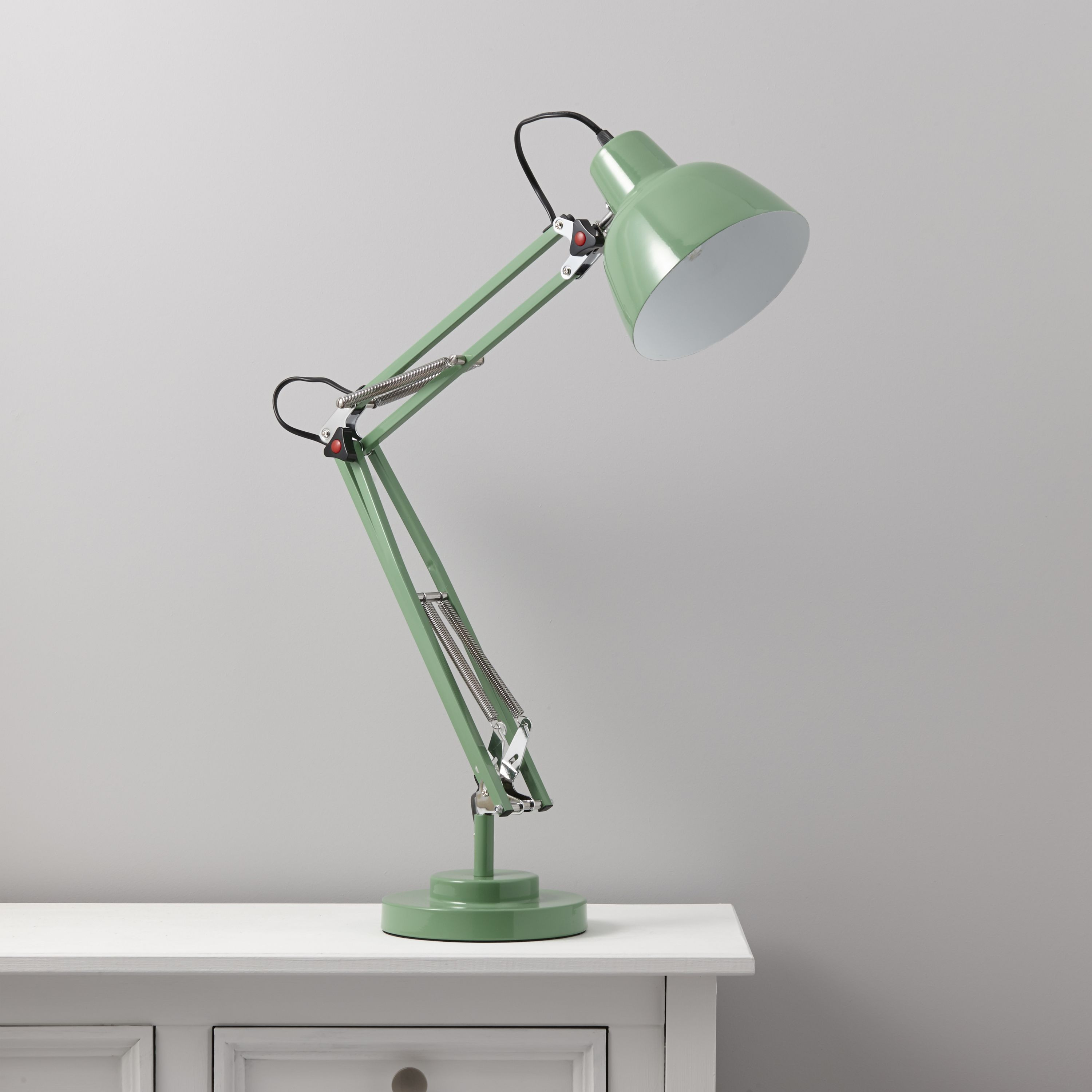 Best ideas about Diy Desk Lamp . Save or Pin Isaac Green Desk Lamp Departments Now.