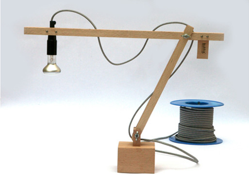Best ideas about Diy Desk Lamp . Save or Pin Wood lamp inspiration on Pinterest Now.