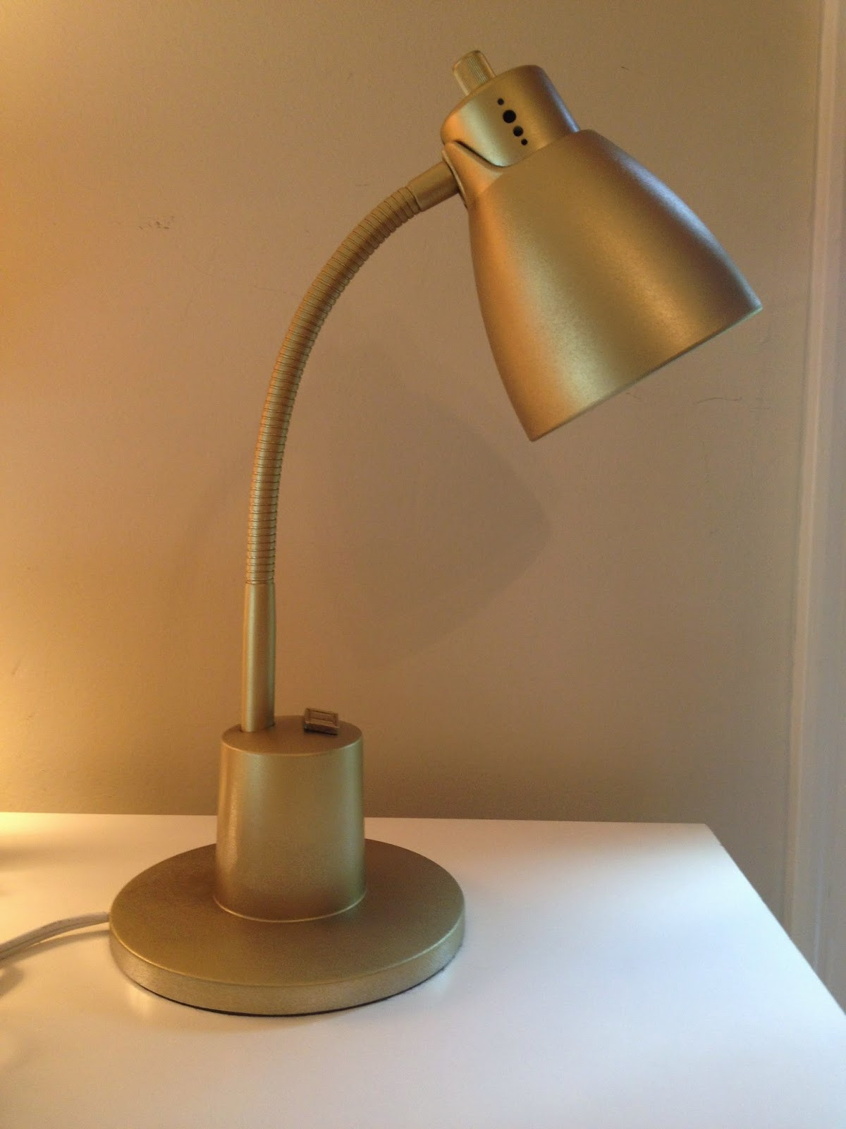 Best ideas about Diy Desk Lamp . Save or Pin Keep It Simple Now.