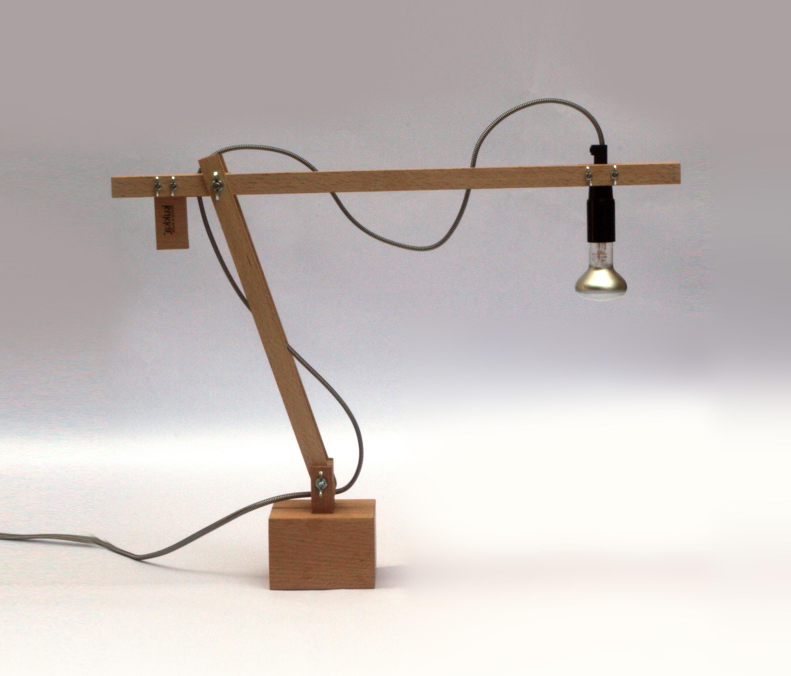 Best ideas about Diy Desk Lamp . Save or Pin DIY TABLE LAMP Table lights from kukka Now.