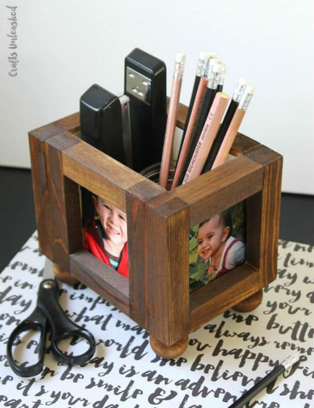 Best ideas about DIY Desk Organizer Ideas . Save or Pin Nifty DIY Desk Organizer Ideas To Keep You Productive Now.