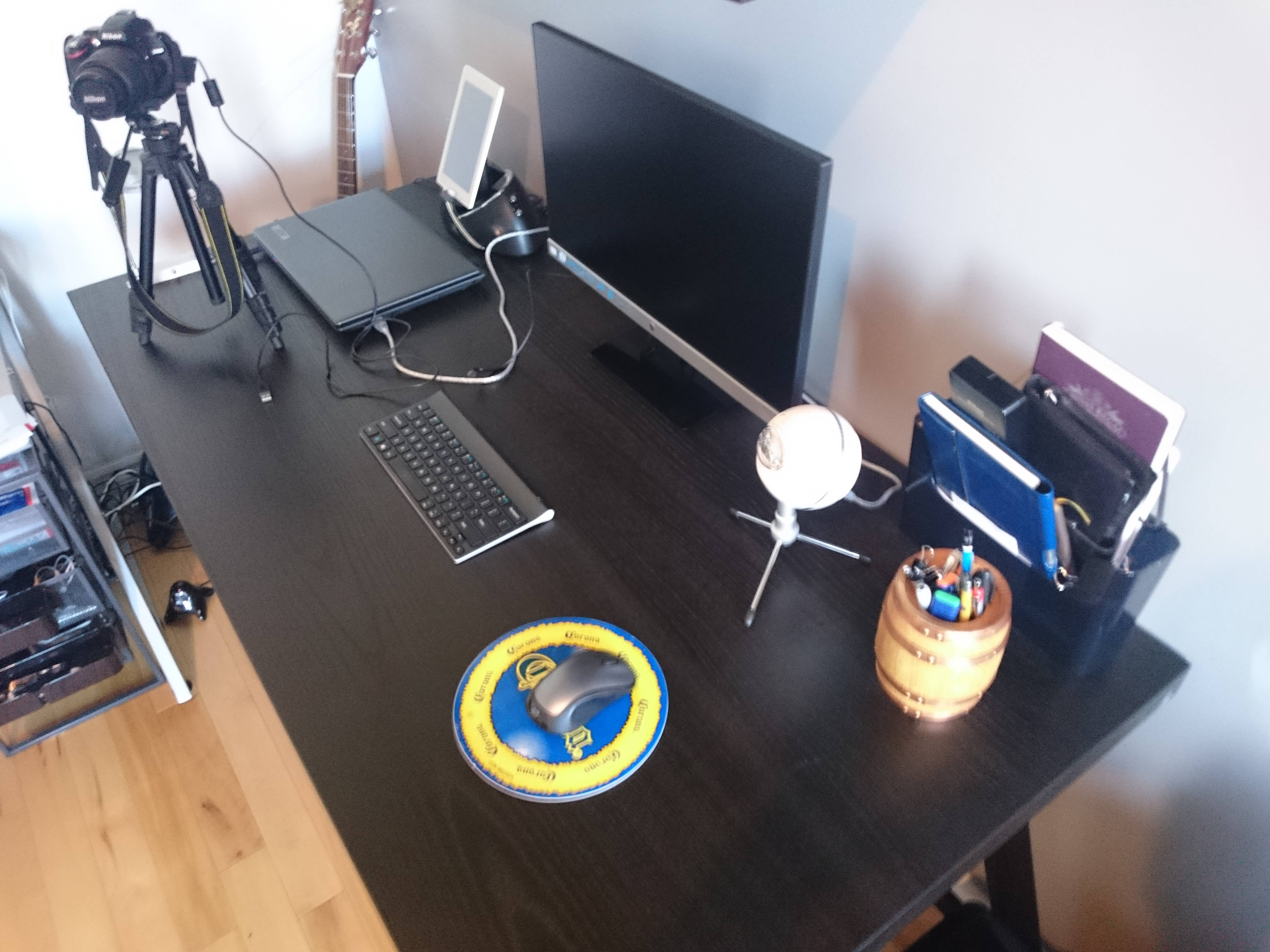 Best ideas about DIY Desk Reddit . Save or Pin DIY under the desk laptop mount on the cheap DIY Now.