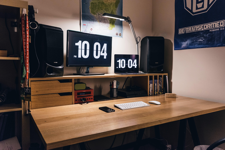Best ideas about DIY Desk Reddit . Save or Pin MacBook Pro 2016 DIY desk setup macsetups Now.