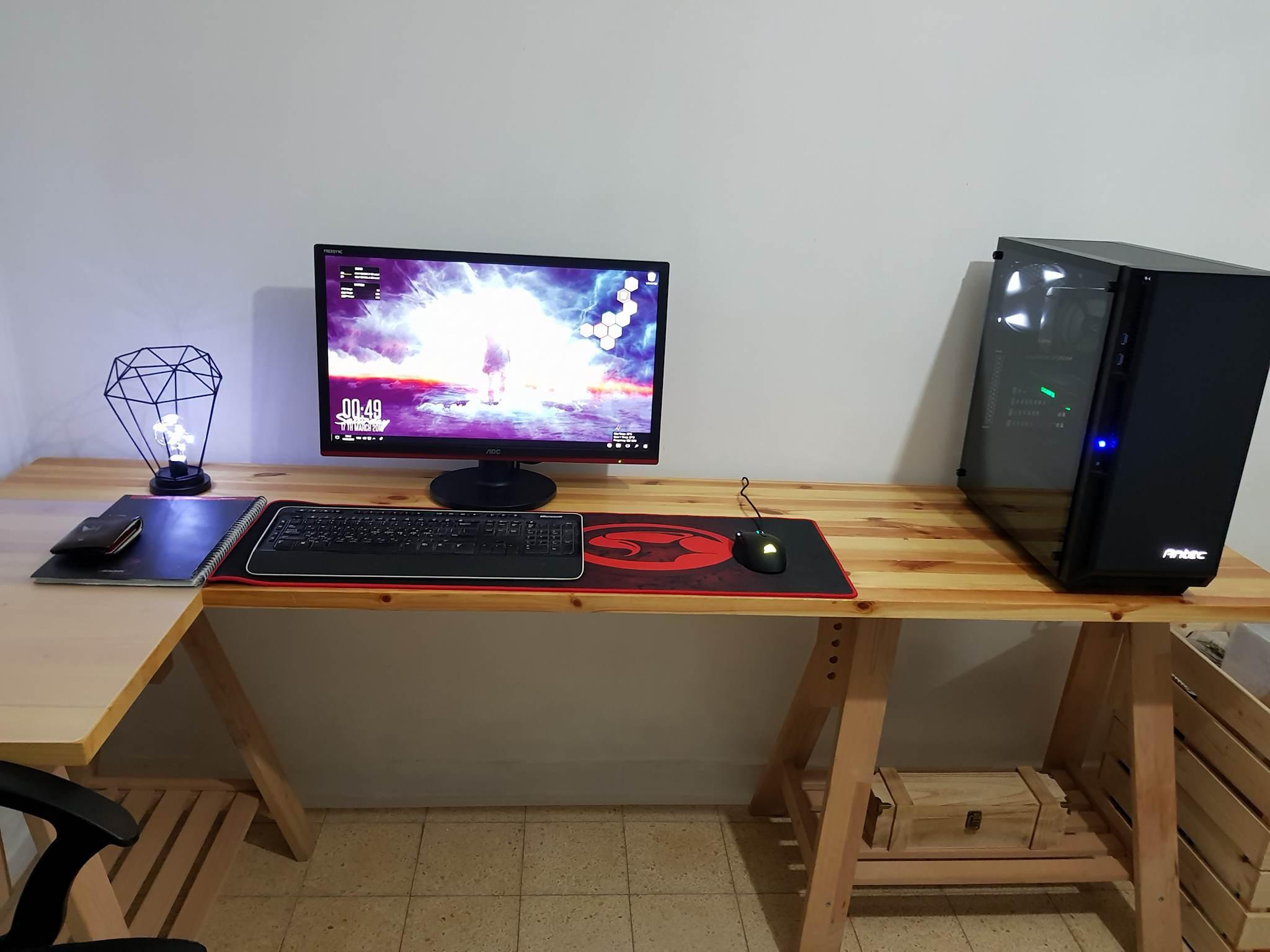 Best ideas about DIY Desk Reddit . Save or Pin Diy Floating Desk Reddit Hostgarcia Now.
