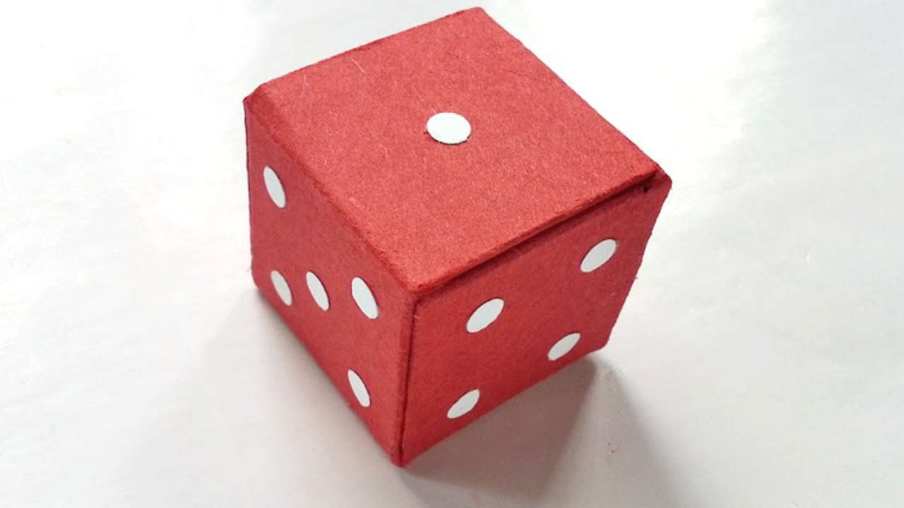 Best ideas about DIY Dice Box . Save or Pin How To Create A Fun Dice Box DIY Crafts Tutorial Now.