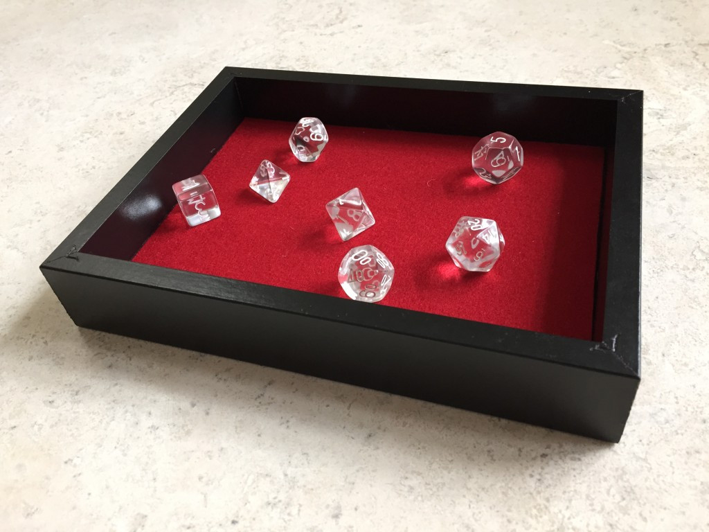 Best ideas about DIY Dice Box . Save or Pin DIY Felt Lined Dice Box Crafting Couture Now.