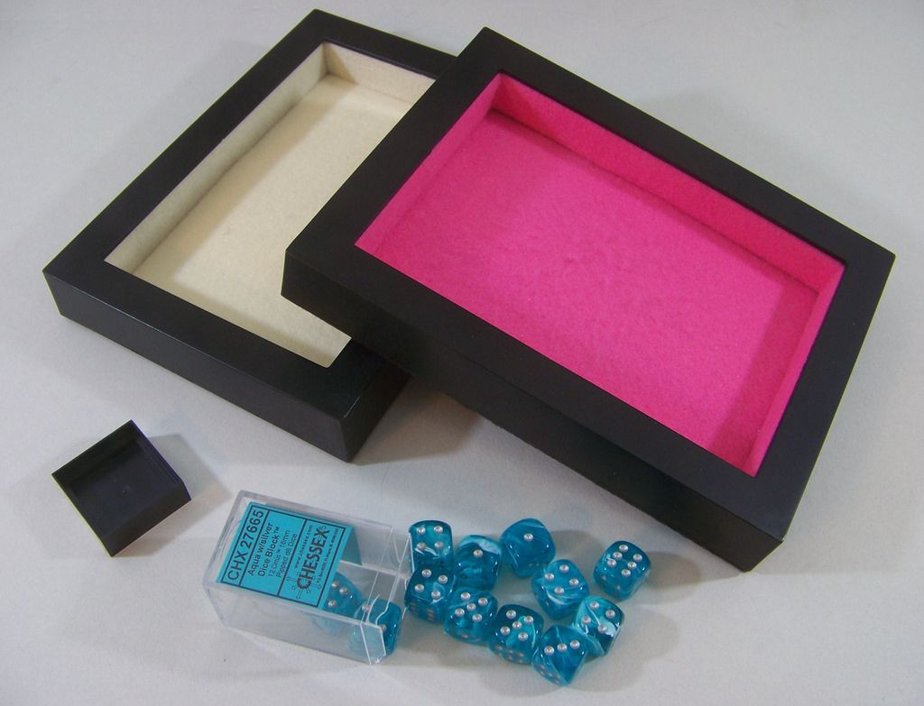 Best ideas about DIY Dice Box . Save or Pin DIY Dice Trays Towers & Storage crafts for me Now.