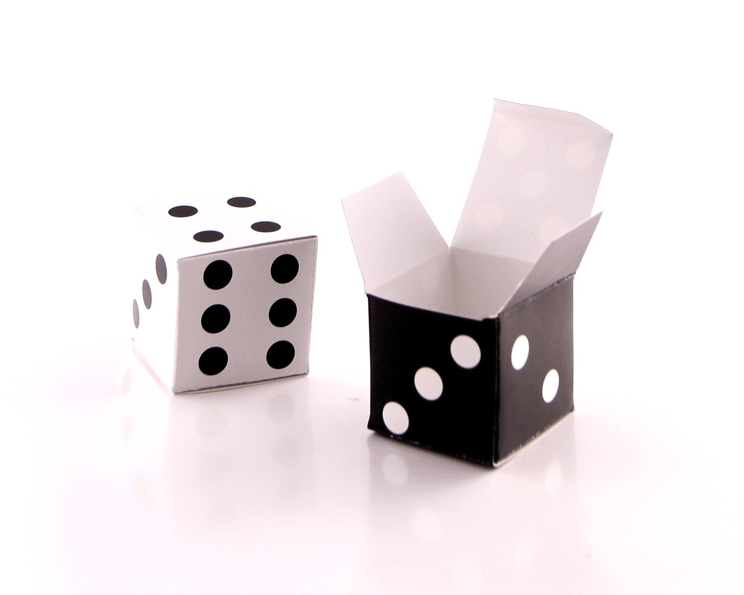 Best ideas about DIY Dice Box . Save or Pin Lucky DICE Gift Favor Box Template LS Vegas by Now.
