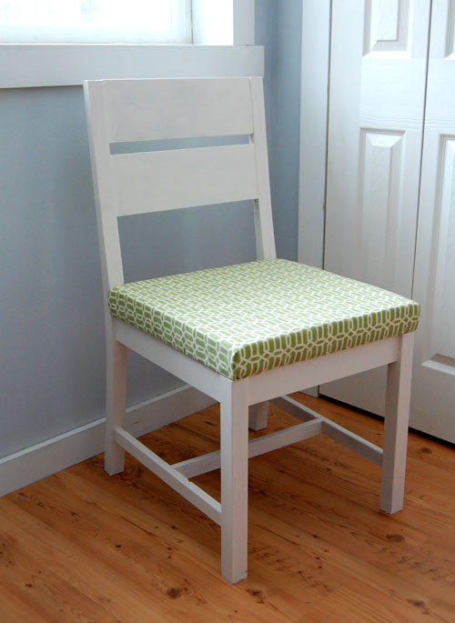Best ideas about DIY Dining Room Chair Plans . Save or Pin My Plan To Build My Own Fully Upholstered Host Chairs Now.