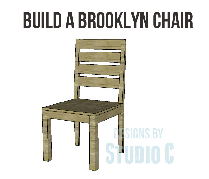 Best ideas about DIY Dining Room Chair Plans . Save or Pin free plans to build a brooklyn chair Now.