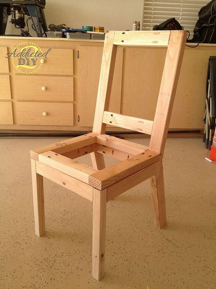 Best ideas about DIY Dining Room Chair Plans . Save or Pin Diy Build Dining Room Chairs WoodWorking Projects & Plans Now.