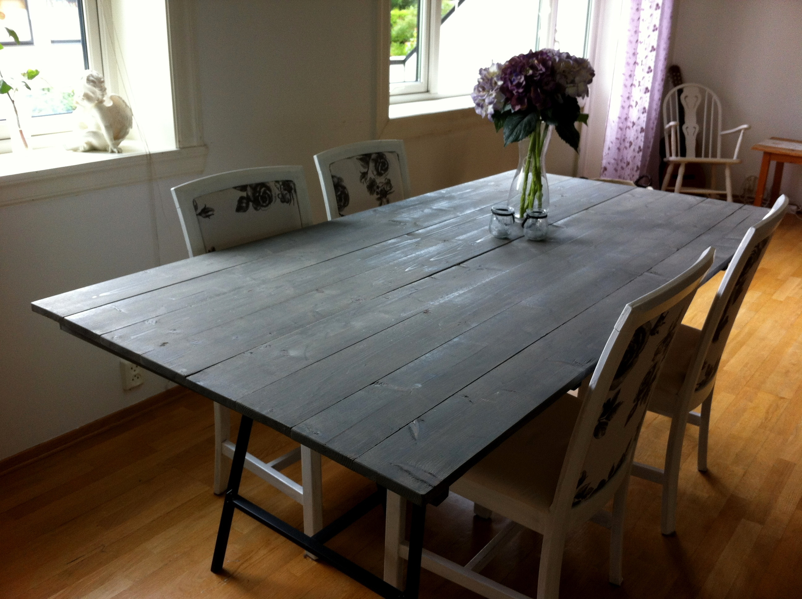 Best ideas about Diy Dining Table . Save or Pin diy dining Table Now.