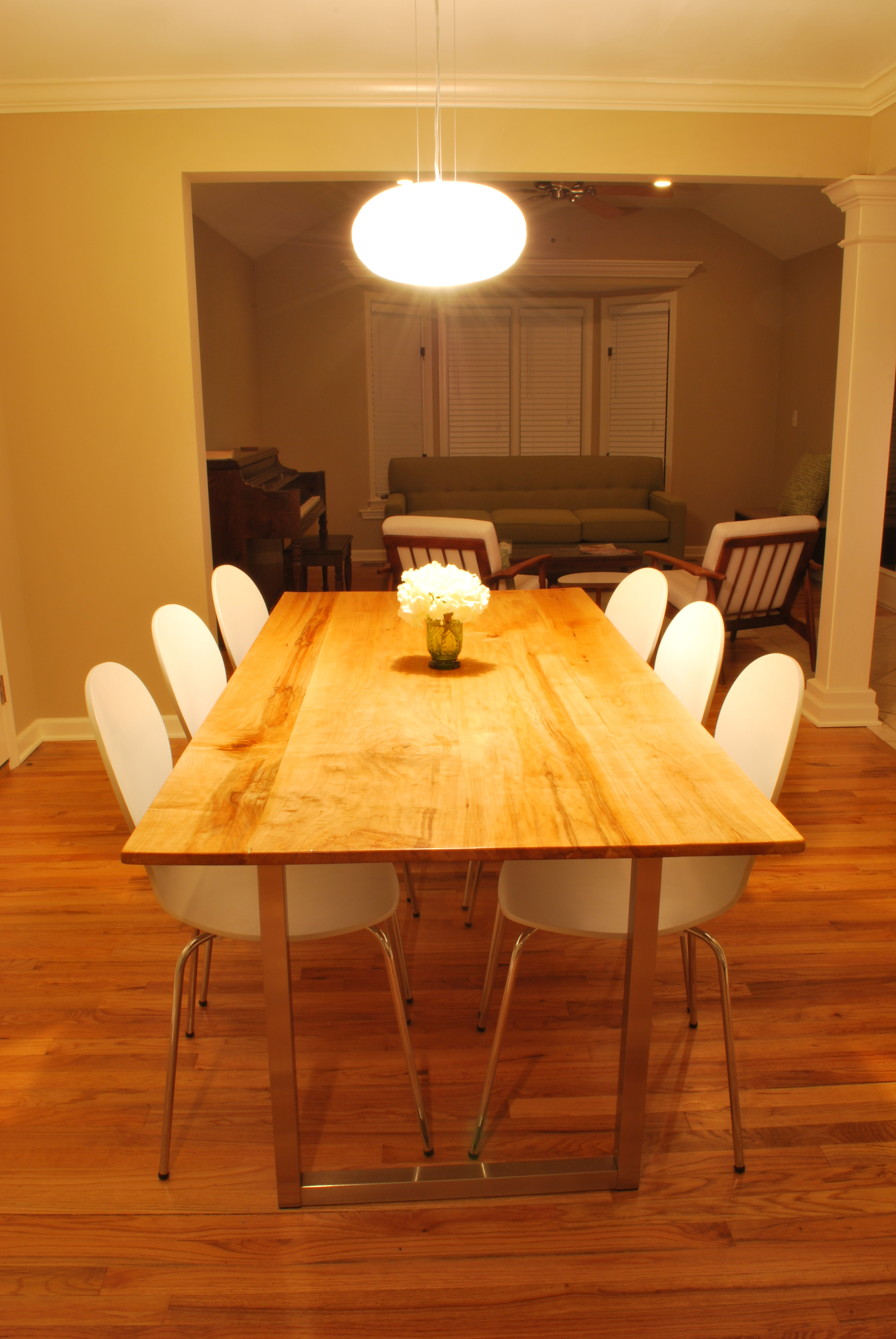 Best ideas about Diy Dining Table . Save or Pin DIY The PERFECT Dining Room Table Now.