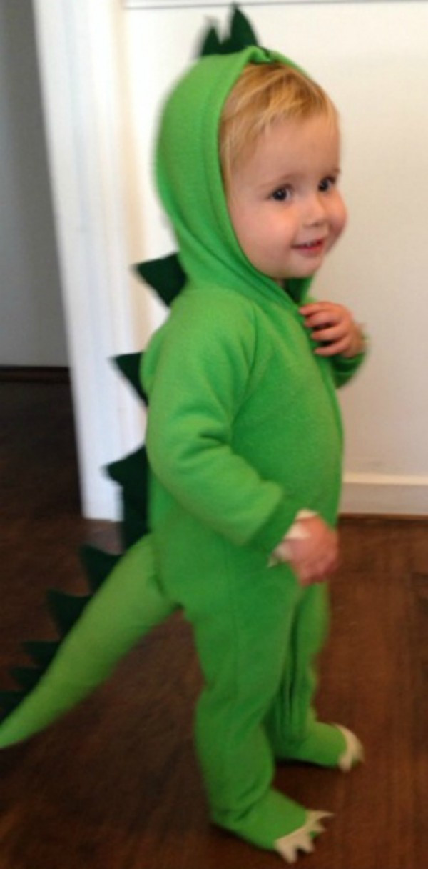 Best ideas about DIY Dinosaur Costume Toddler . Save or Pin Crazy Cute Halloween Costume Ideas for Kids Emma Owl Now.