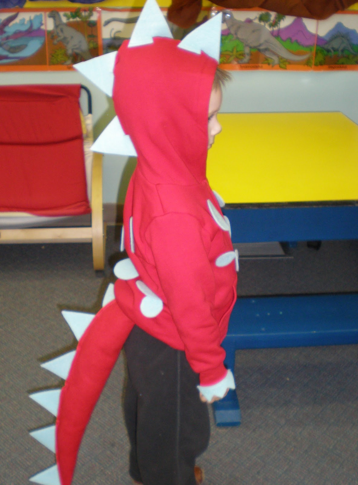 Best ideas about DIY Dinosaur Costume Toddler . Save or Pin Tutorials Crafts Projects Kids Children Handmade Easy Now.