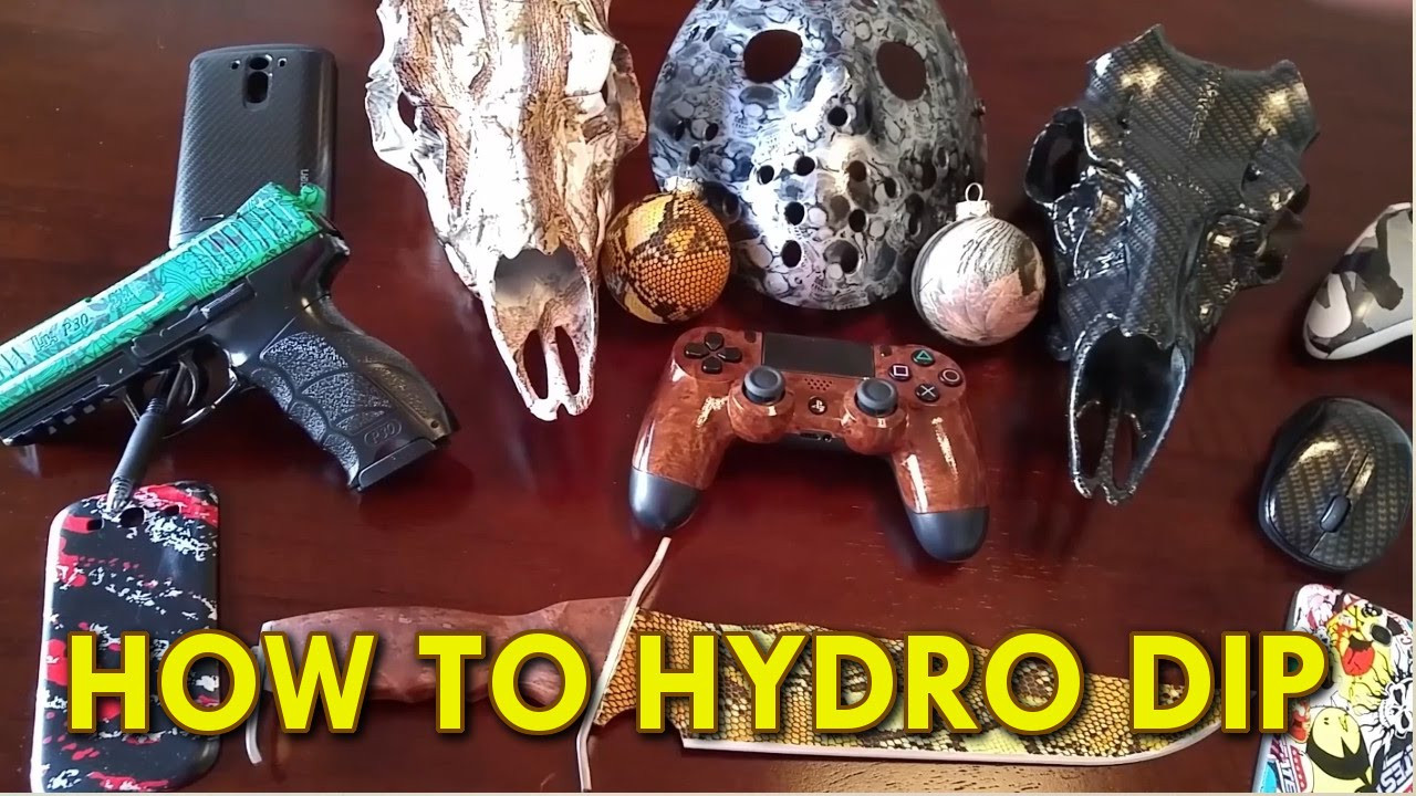 Best ideas about DIY Dip Kit . Save or Pin How To Hydro Dip Instructions My Dip Kit Store Now.