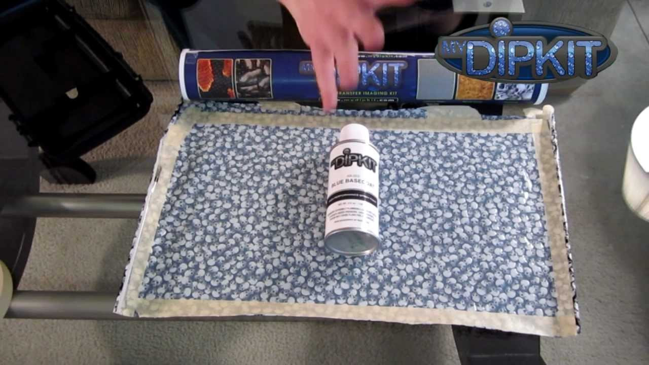 Best ideas about DIY Dip Kit . Save or Pin How to use MyDipKit Part 1 How to prepare hydrographic Now.