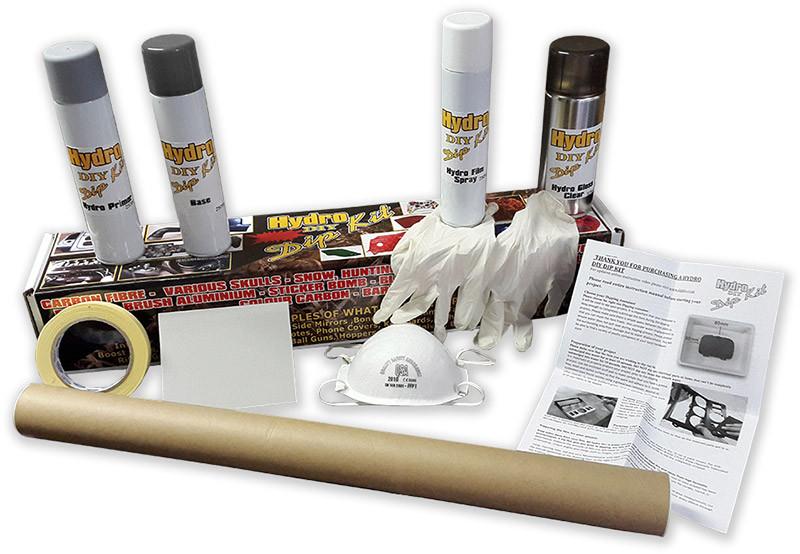 Best ideas about DIY Dip Kits . Save or Pin DIY Kits Hydro Dip Kit Now.
