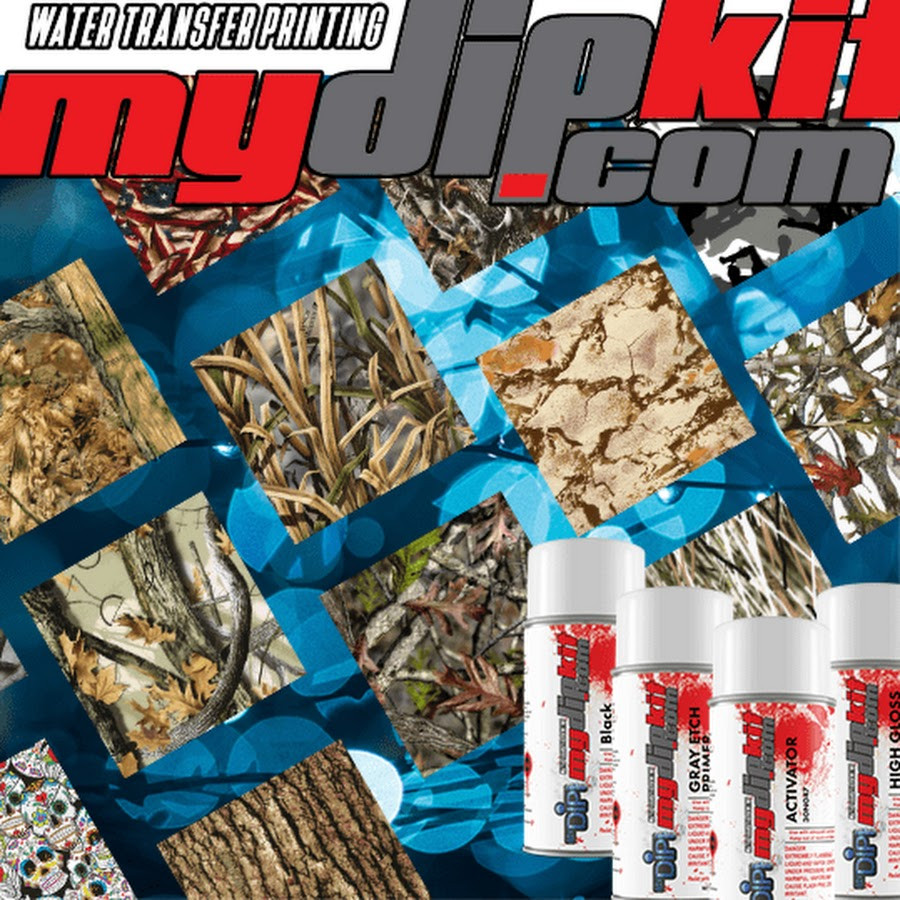 Best ideas about DIY Dip Kits . Save or Pin MyDipKit DIY Hydrographics Dipping My Dip Kit Now.