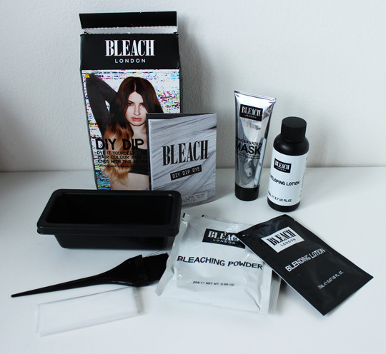 Best ideas about DIY Dip Kits . Save or Pin Bleach London DIY Dip Dye Kit Do Not Refreeze Food Now.