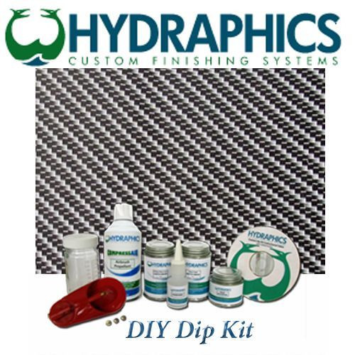 Best ideas about DIY Dip Kits . Save or Pin DIY Dip Kit Black Carbon Fiber Kit Paint Gloss Now.