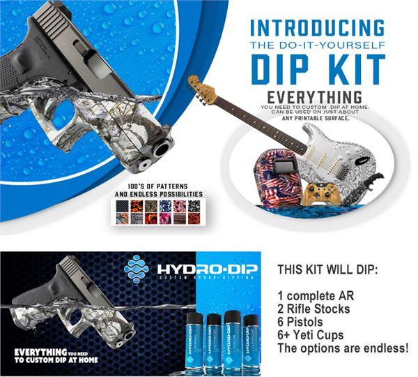 Best ideas about DIY Dip Kits . Save or Pin DIY Dip Kits Now.
