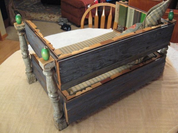 Best ideas about DIY Dog Bed Frame . Save or Pin Dog bed frame DIY Pinterest Now.