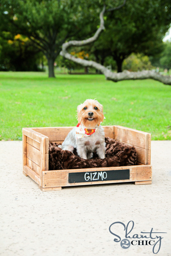Best ideas about DIY Dog Beds . Save or Pin 19 Wooden Dog Beds To Create For Your Furry Four Legged Now.