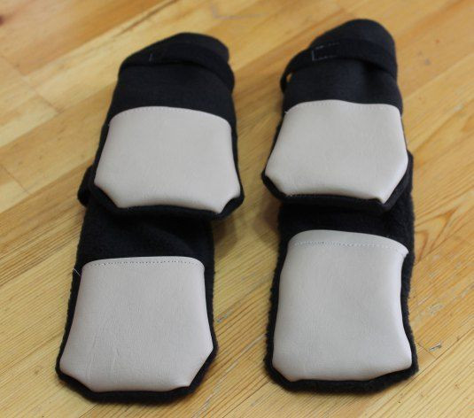 Best ideas about DIY Dog Booties No Sew . Save or Pin 25 best ideas about Dog Booties on Pinterest Now.