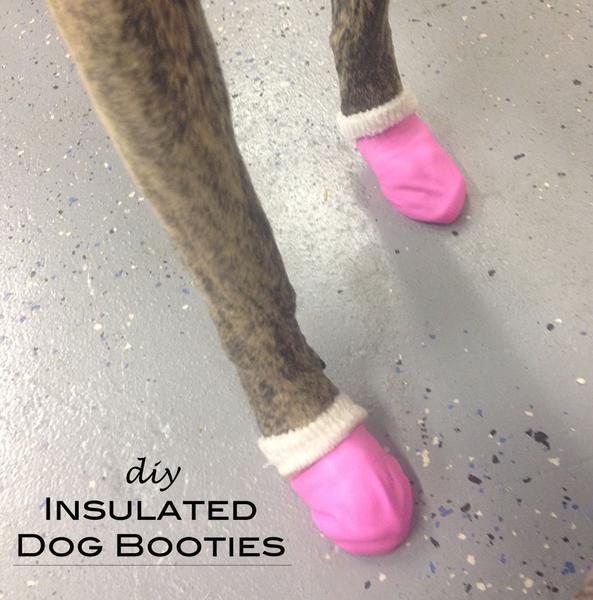 Best ideas about DIY Dog Booties No Sew . Save or Pin DIY Dog Booties Barley Bones Craft Dog Treats Now.