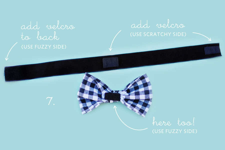 Best ideas about DIY Dog Bow Tie . Save or Pin DIY No Sew Wedding Bow Tie Now.