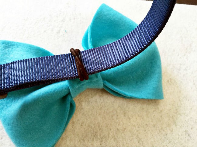 Best ideas about DIY Dog Bow Tie . Save or Pin DIY Collar Bows and Bow Ties for Dogs Now.
