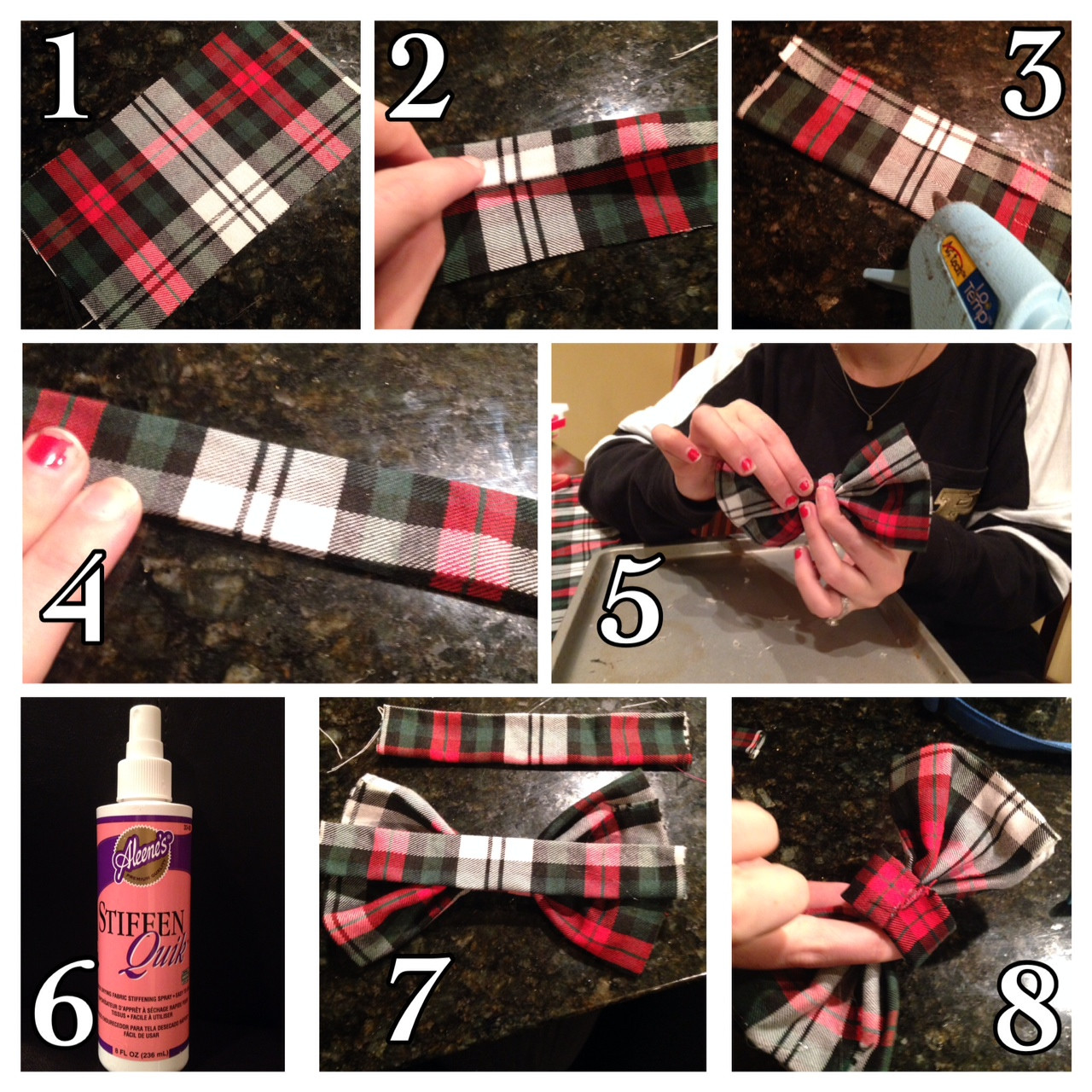 Best ideas about DIY Dog Bow Tie . Save or Pin DIY Dog Bowties – If you [Rest] you [Rust] Now.