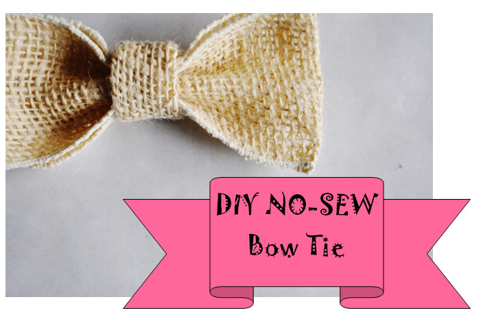 Best ideas about DIY Dog Bow Tie . Save or Pin DIY Puppy Dog Bow Tie No Sew Now.