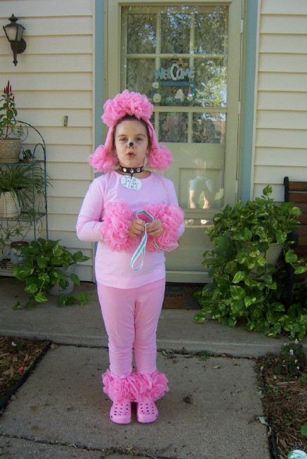 Best ideas about DIY Dog Costume For Kids . Save or Pin Better Bud ing Homemade Halloween Costumes for Kids Poodle Now.