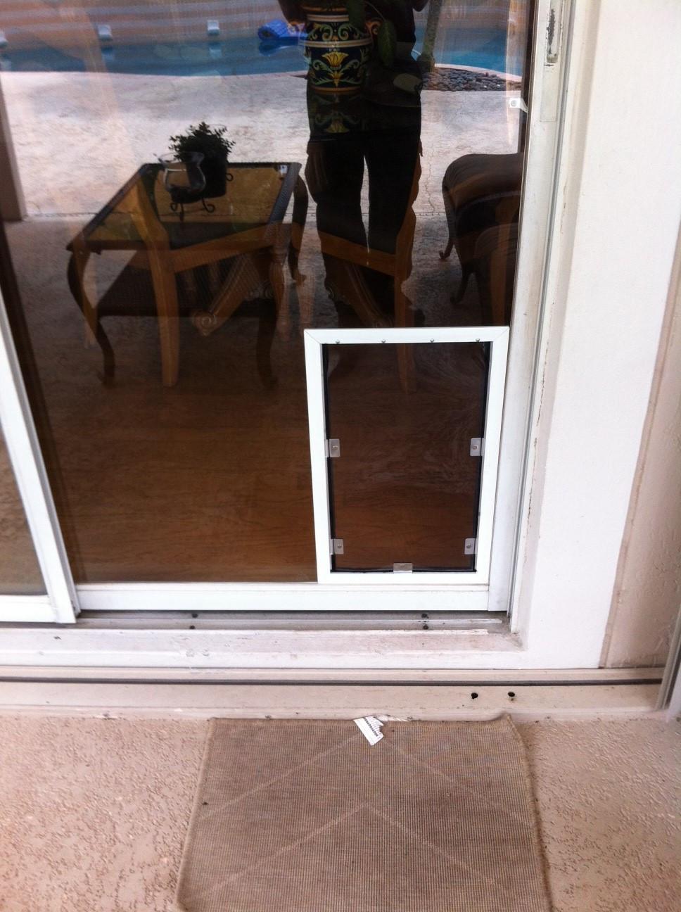 Best ideas about DIY Dog Door Sliding Glass Door . Save or Pin gallery wel e to atlantic pet doors within dog door for Now.