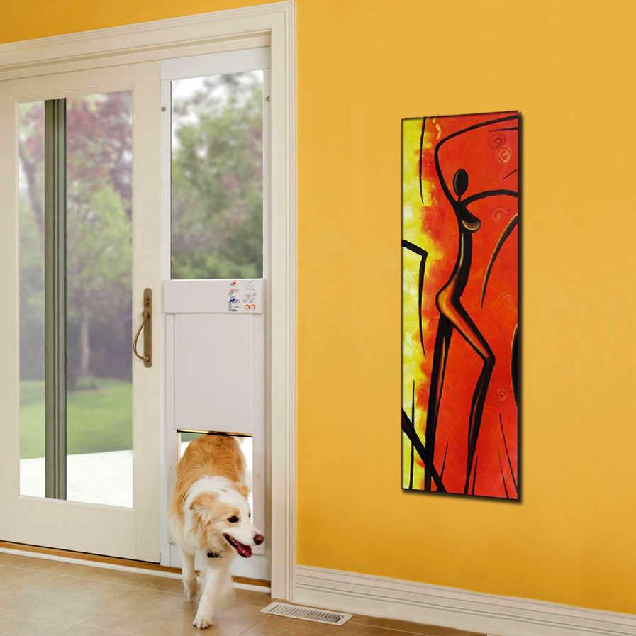 Best ideas about DIY Dog Door Sliding Glass Door . Save or Pin Build a Dog Door for Sliding Glass Door TheyDesign Now.