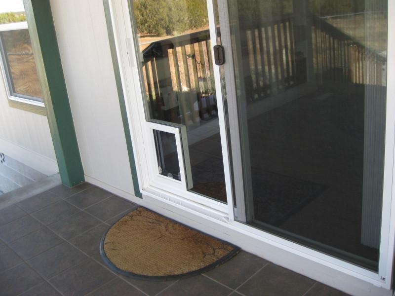 Best ideas about DIY Dog Door Sliding Glass Door . Save or Pin Smashing Patio Door Pet Door Doggie Doors For A Sliding Now.