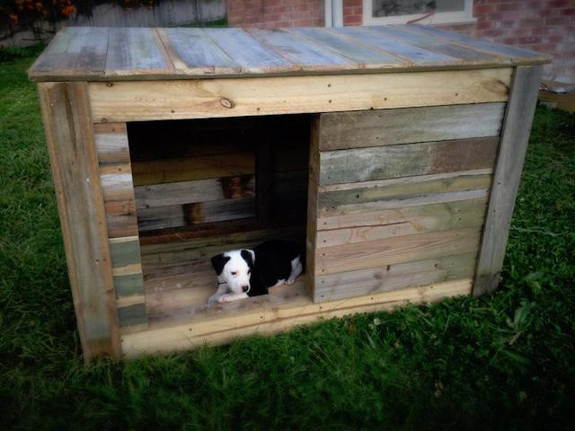 Best ideas about DIY Dog House Ideas . Save or Pin DIY Dog House Ideas For Crafty And Not So Crafty Dog Lovers Now.