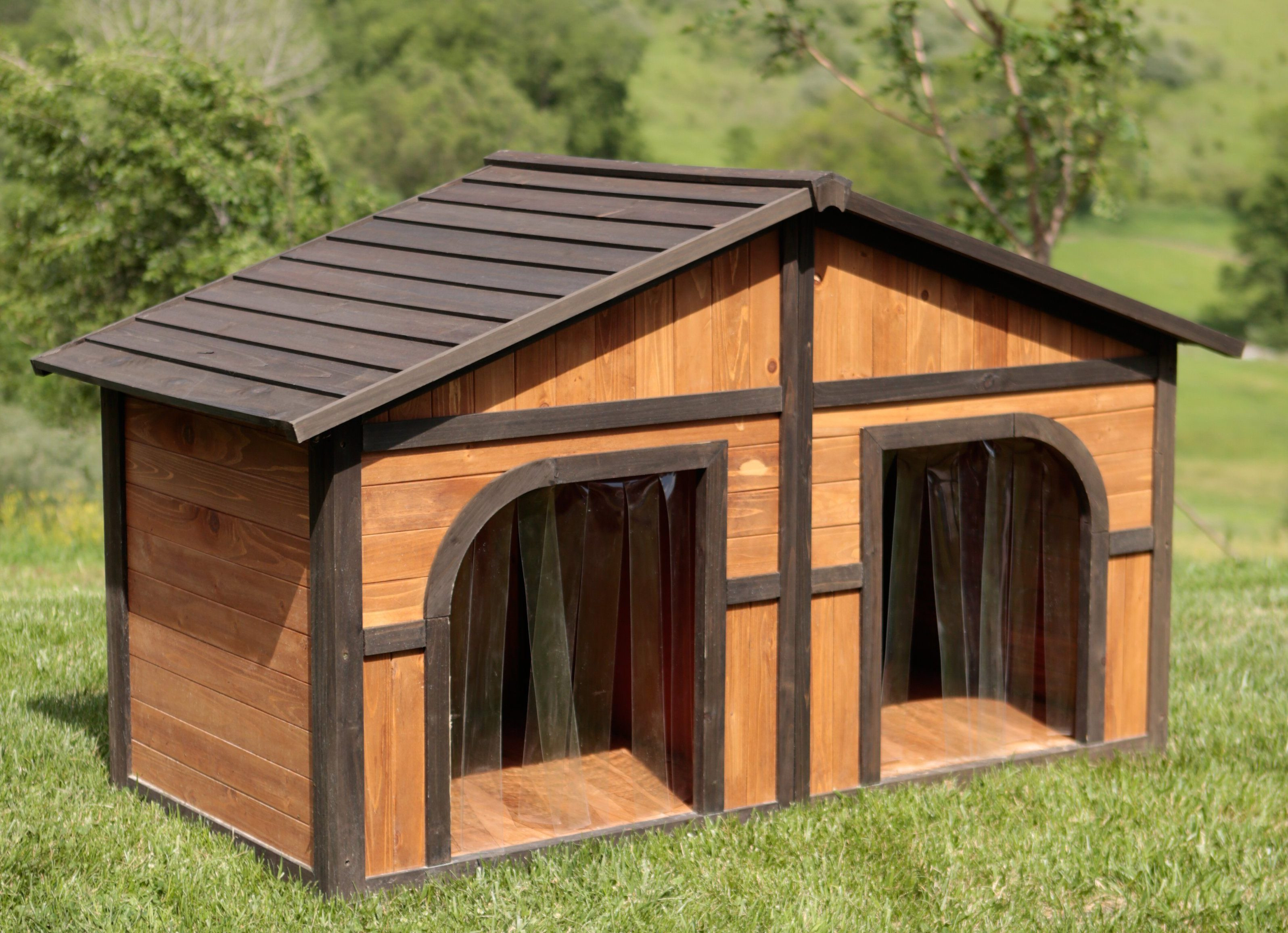 Best ideas about DIY Dog House Ideas . Save or Pin 10 Simple But Beautiful DIY Dog House Designs That You Can Now.