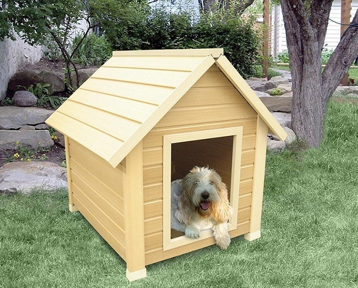 Best ideas about DIY Dog House Kits . Save or Pin How To Build A Pallet Dog House In A Perfect Manner Now.