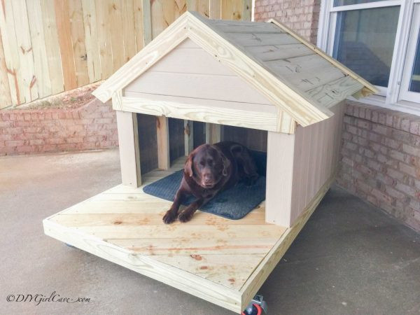 Best ideas about DIY Dog House Kits . Save or Pin 36 Free DIY Dog House Plans & Ideas for Your Furry Friend Now.