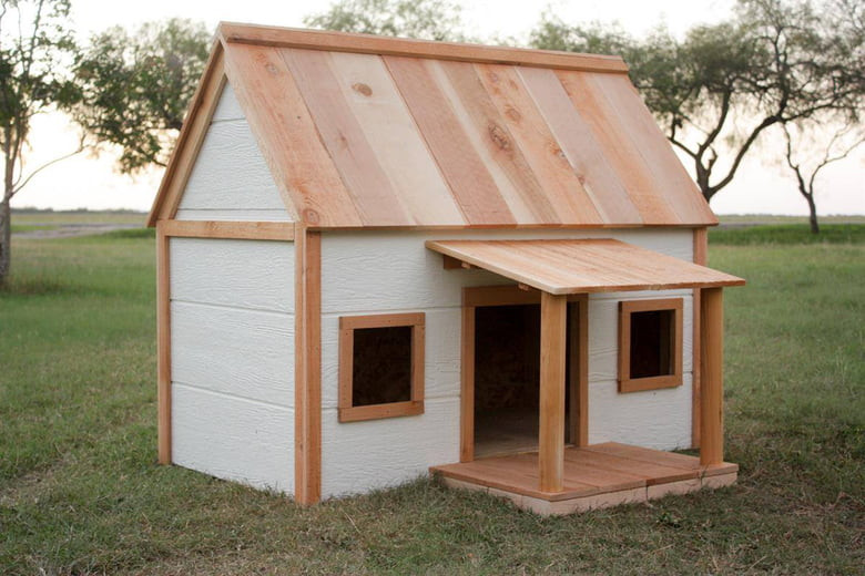 Best ideas about DIY Dog House Plans . Save or Pin 20 The Best Free Diy Dog House Plans The Internet Now.