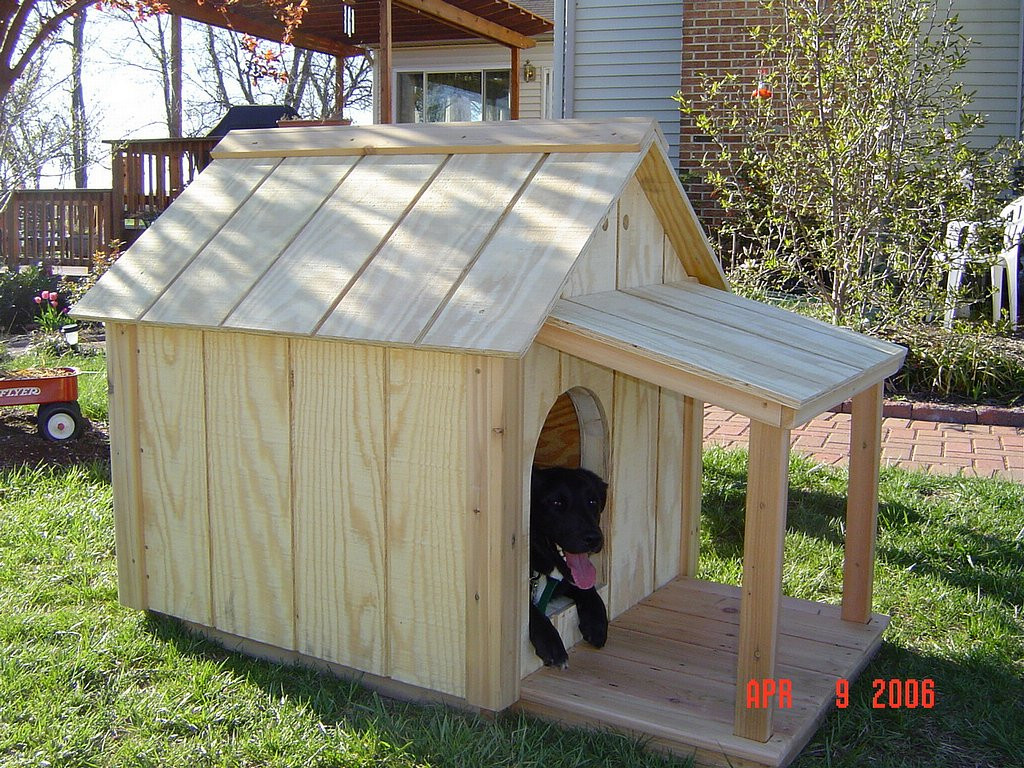 Best ideas about DIY Dog House Plans . Save or Pin Insulated Dog House – WoodBin Now.