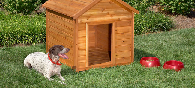 Best ideas about DIY Dog House Plans . Save or Pin 10 Free Dog House Plans Now.