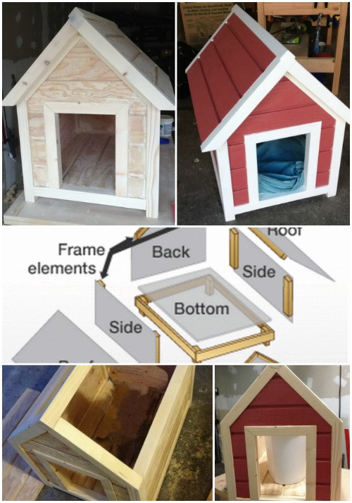 Best ideas about DIY Dog House Plans . Save or Pin 15 Brilliant DIY Dog Houses With Free Plans For Your Furry Now.