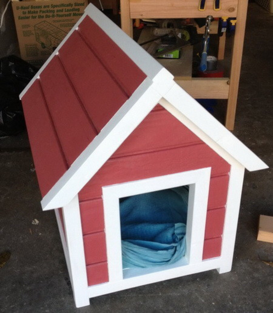 Best ideas about DIY Dog House Plans . Save or Pin 5 Droolworthy DIY Dog House Plans Now.