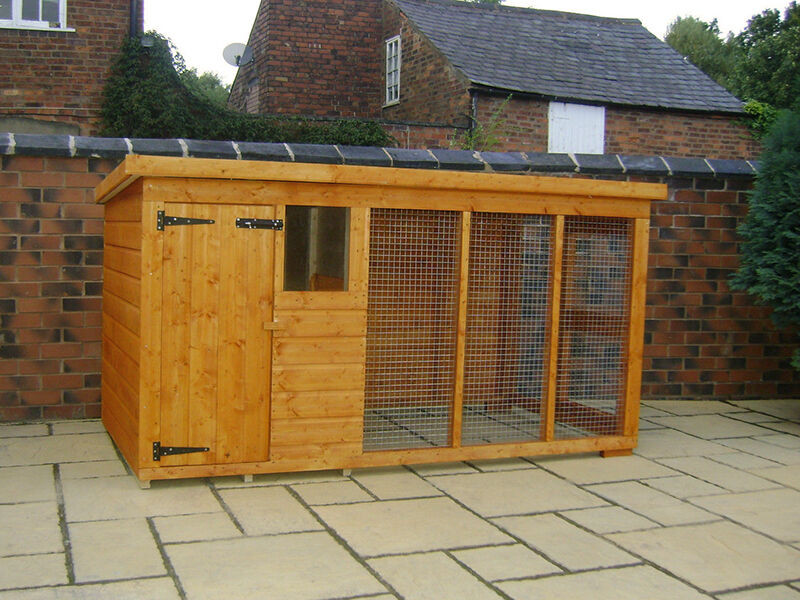 Best ideas about DIY Dog Run . Save or Pin How to Build a Covered Dog Run Now.