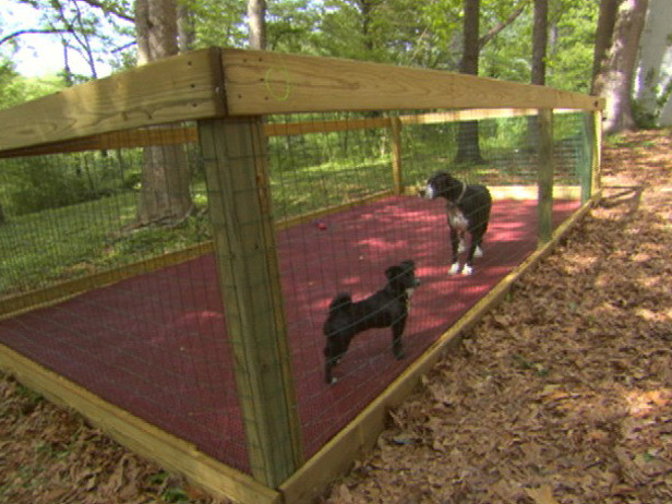 Best ideas about DIY Dog Run . Save or Pin How to Construct a Shaded Dog Run how tos Now.